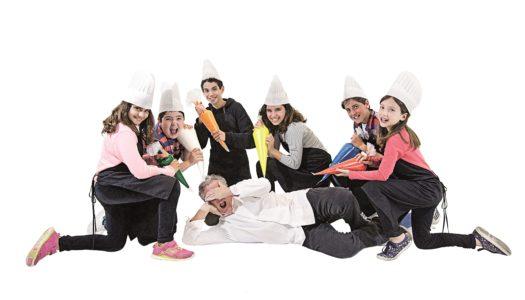 La cocina de Peter Pan. Pastelería para niños