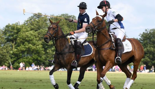 Maserati Royal Charity Polo