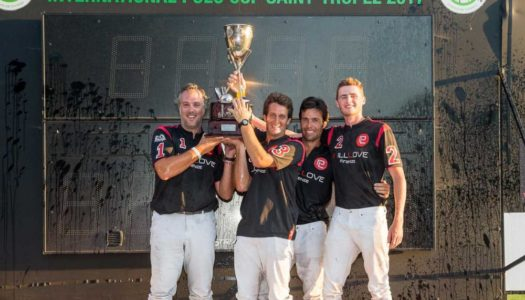 Pull Love y Lions campeones de la International Polo Club de Saint Tropez