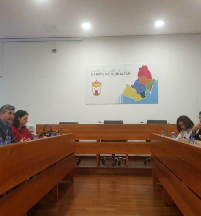 Mancomunidad y Grupo Transfronterizo