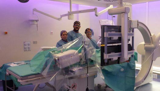 El Hospital Quirónsalud presenta un vanguardista tratamiento para prevenir el ictus
