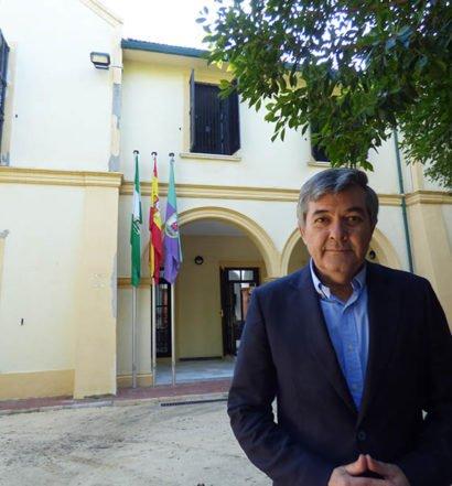 Luis Ángel Fernández, presidente de la Mancomunidad