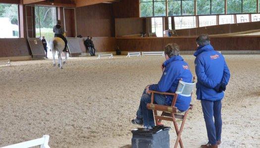 La Federación celebra un Clinic de Doma de alta competición en Dos Lunas