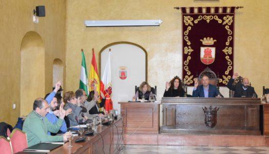 El Pleno aprueba suspender el rescate del agua y la basura