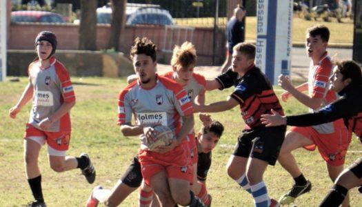 Semana agridulce de resultados, para el Club Rugby del Estrecho