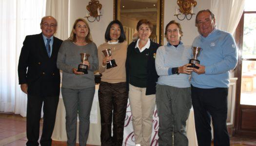 Torrejón, Hermana y Mori revalidan en San Roque Club su tercer Interclubes autonómico de golf