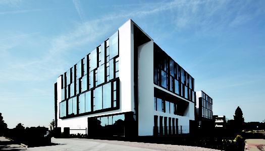 Reynaers Aluminium, galardonado con el 'Premio a la Fábrica del Futuro'