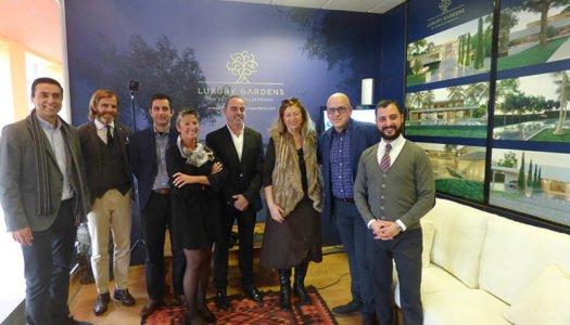 Luxury Gardens y Maserati, una alianza de excelencia en Sotogrande