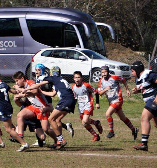 Sub 14 del Rugby del Estrecho