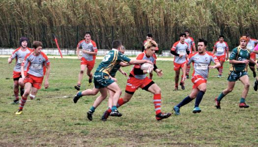 El Rugby del Estrecho sub-16 logran pasar a la final de la Copa FAR