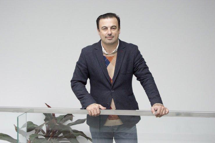 David Gil, videpresidente de Mancomunidad