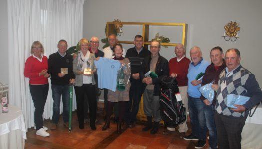 San Roque Club acoge el Torneo ASGA de Golf