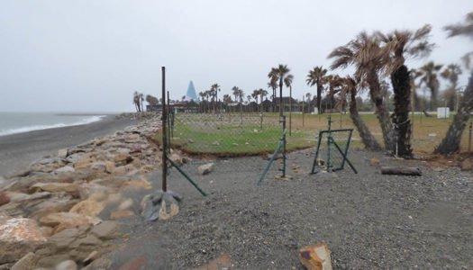 El Gobierno se compromete a actuar en el litoral afectado por el temporal