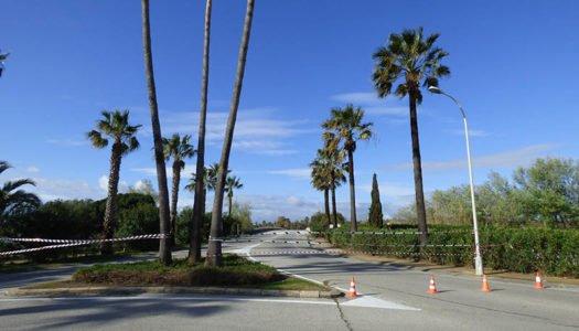 El lunes comienzan las obras de reparación en el Puente de Sotogrande
