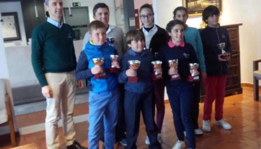 Laurentino Gil, de La Cañada, triunfa en el Circuito Andaluz de Golf