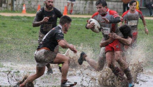 El equipo Senior del Rugby del Estrecho tendrá que remontar para pelear por el ascenso