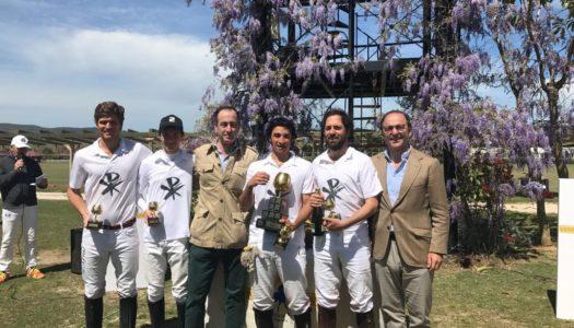 Cria PX-La Isla conquista el Memorial José Ignacio Domecq de Polo