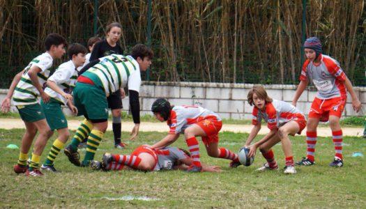Parsons, del Rugby del Estrecho, con la Andaluza en el Campeonato de España