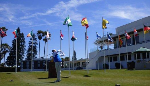 España, tercera al inicio de la Copa Nacionaes en el Real Club de Golf Sotogrande