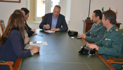 Raúl Narváez se presenta como nuevo Teniente Comandante de la Guardia Civil en Guadiaro