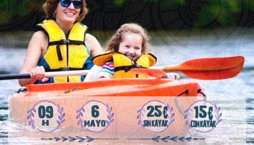 Este domingo, V Descenso en Kayak del río Guadiaro