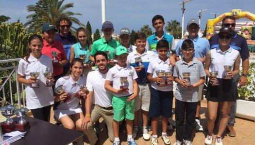 Agüera, Desoisa y Ayora elevan el listón de la cantera local en el Juvenil de Santa Clara Golf Marbella