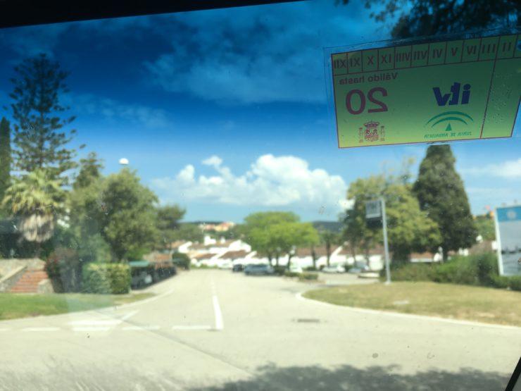 ITV en San Roque