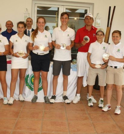 Juvenil golf