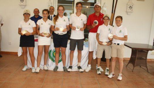 Ángel Ayora, de La Cañada, triunfa en el Nacional Juvenil de La Estancia Golf