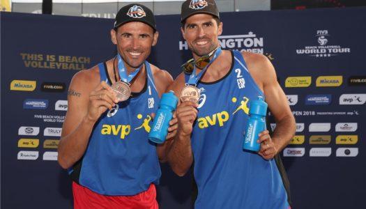Gavira y Herrera logran el bronce en Estados Unidos