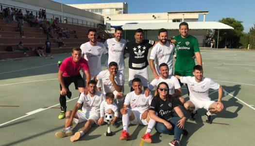El IES Sierra Almenara acoge una nueva edición del 24 horas de fútbol sala