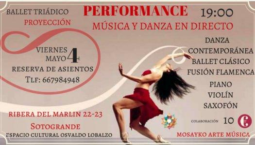 Música y danza en directo, este viernes en Sotogrande