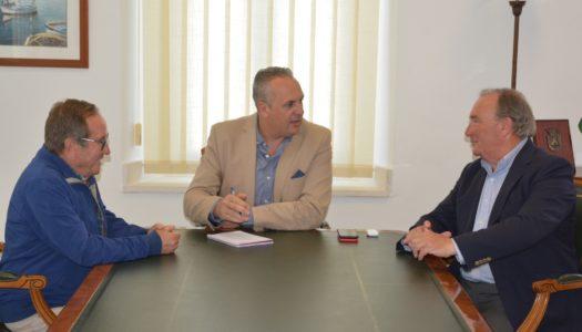 La nueva dirección de San Roque Club hace su presentación en Alcaldía