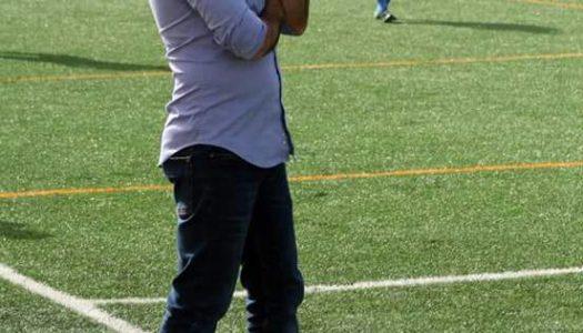 Sergio Mena renueva como entrenador del CD Guadiaro