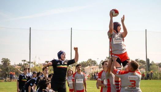 Copa Bronce Promoción, para el equipo sub-16 del Rugby del Estrecho