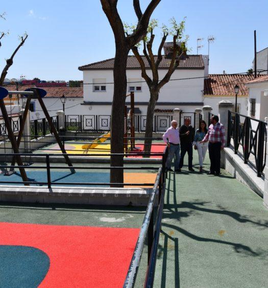 Parque Infantil Pueblo Nuevo