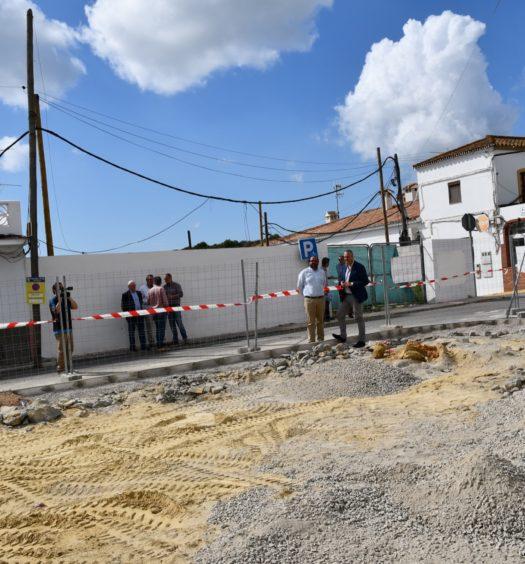 Nueva plaza en Guadiar
