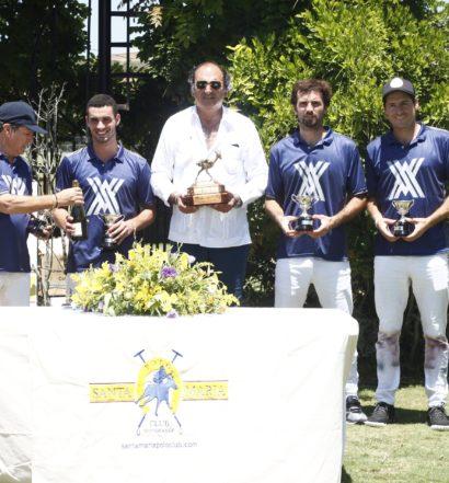 yala vencedor XV Memorial Conde de la Maza (Santa María Polo Club)