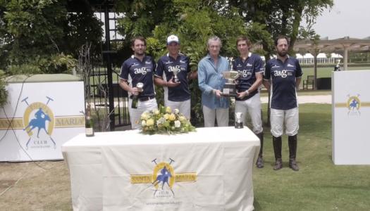 Dos Lunas se impone en la III Copa Patrick G. Hermès de Polo