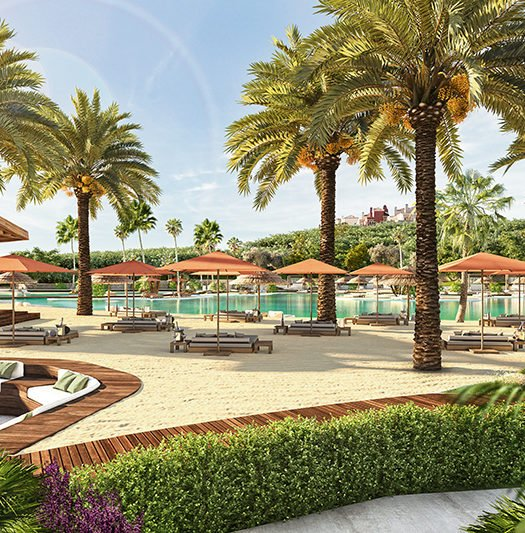 The Beach La Reserva Club
