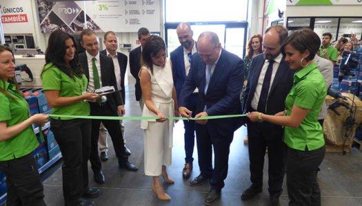 Leroy Merlin inaugura en Palmones su nuevo espacio especializado en construcción y reformas