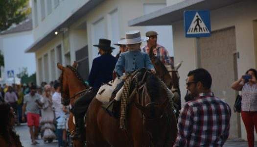 Este jueves, cabalgata de la Feria de Guadiaro