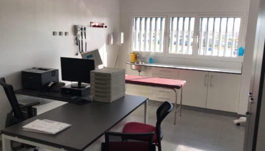 Las consultas Ginecología, Obstetricia, Urología y Neumología, ya en marcha en el nuevo Hospital Comarcal