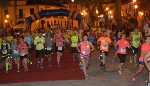 Arnold Rogers y Karyn Barnett dominan en la IV Urban Race de San Roque