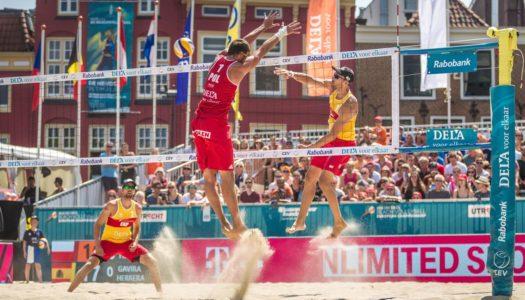 Adrián Gavira y Pablo Herrera pone la mira hacia los Juegos Olímpicos
