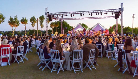 Toca disfrutar de la II Gala Charity en Sotogrande