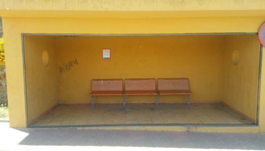 El PIVG recrimina el cierre de la parada de autobús de Guadiaro
