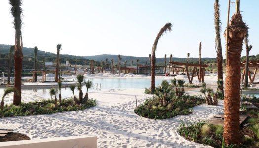 Cuenta atrás para la apertura de The Beach