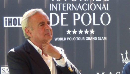 Antonio Ortiz asume la presidencia de Santa María Polo Club