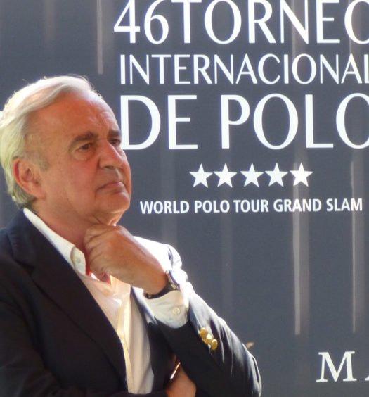 Antonio Ortiz, presidente de SMPC